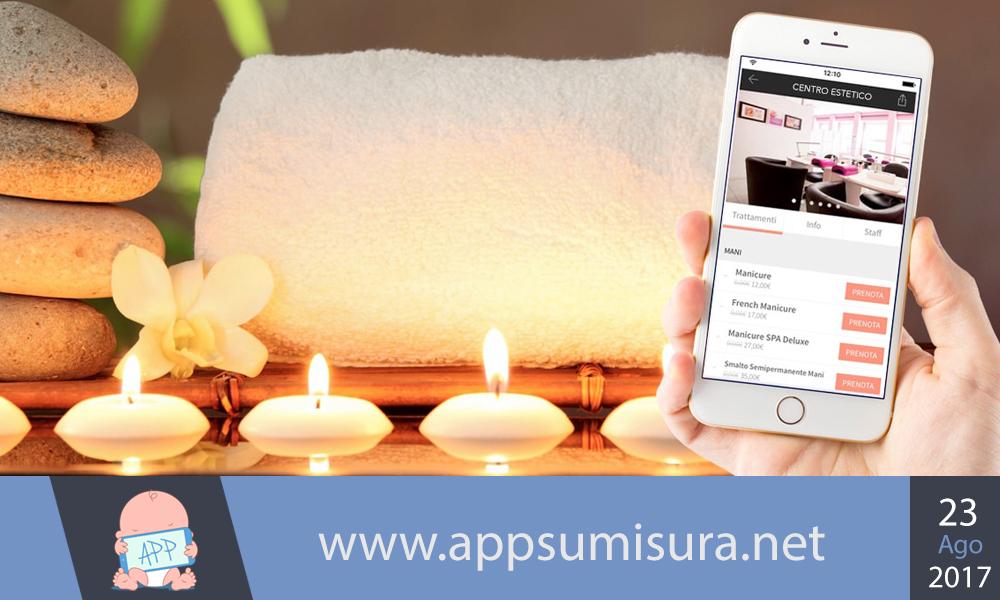 App per centri estetici